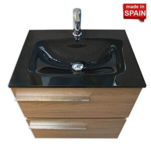 24 inch SAMARA BATHROOM VANITY COLOR ESTEPA SOCIMOBEL SA-024ES _