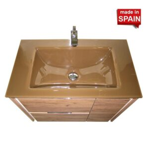 32-Inch Modern Bathroom Vanity ESTILO 2 Socimobel Made in Spain