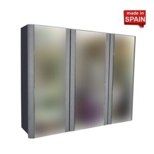 32-inch MEDICINE CABINET YANE COLOR MARENGO FORGE MC-MF-3 SOCIMOBEL MADE IN SPAIN