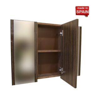 32-inch MEDICINE CABINET YANE EUROLINE 3 DOORS MC-EL-3 SOCIMOBEL MADE IN SPAIN