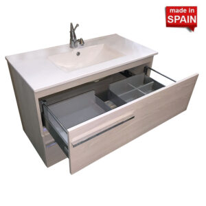36in SAMARA European Bathroom Vanity SOCIMOBEL Made in Spain