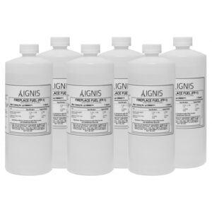 Bio Ethanol Fireplace Fuel - 6 Pack