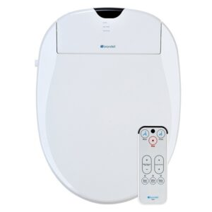 Brondell S900-EW Swash 900 Advanced Bidet Elongated Toilet Seat