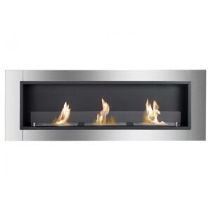 Ardella Series - Recessed Ethanol Fireplace