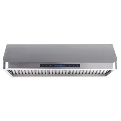 Cavaliere Range Hood AP238-PS15-36 Under Cabinet