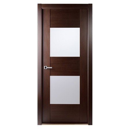 DOOR MAXIMUM 204 IN A WENGE FINISH