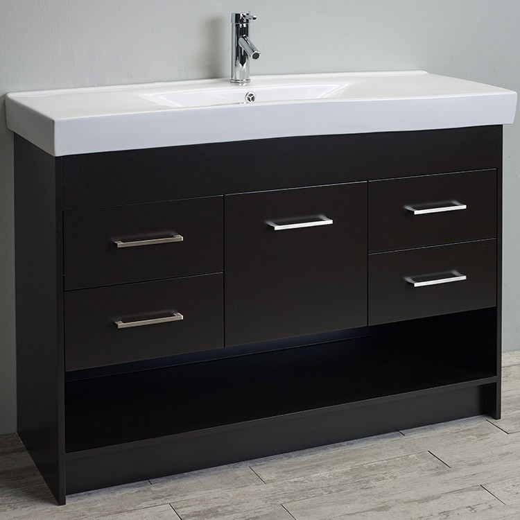 Eviva Gloria 48 Inch Single Bathroom Vanity Set