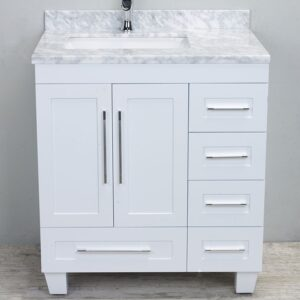 "Loon 30"" Single Bathroom Vanity Set"