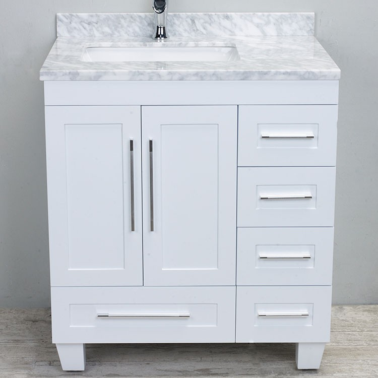 Eviva Loon 30 Single Bathroom Vanity Set New Bathroom Style