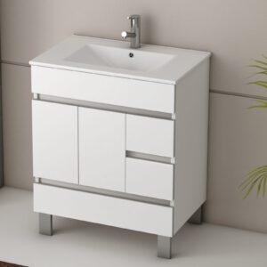 "Piscis® 32"" Single Bathroom Vanity Set"