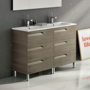 Eviva Vitta 48 Inch Single Bathroom Vanity Set