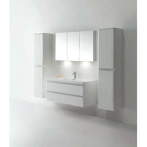 Eviva Glazzy 48 inch Single Bathroom Vanity Set
