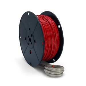 INFLOOR LOW PROFILE ELECTRIC CABLE KIT PRODUCT MODEL 38630‐KIT 8‐12 SQFT 120V