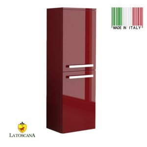 LaToscana AMBRA linen tower Color Glossy Red AMCO-23R
