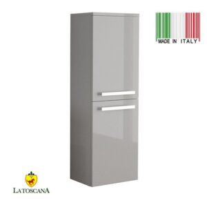 LaToscana AMBRA linen tower Color Glossy Slate
