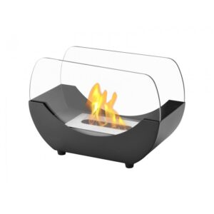 Liberty Black Series - Ventless Tabletop Ethanol Fireplace