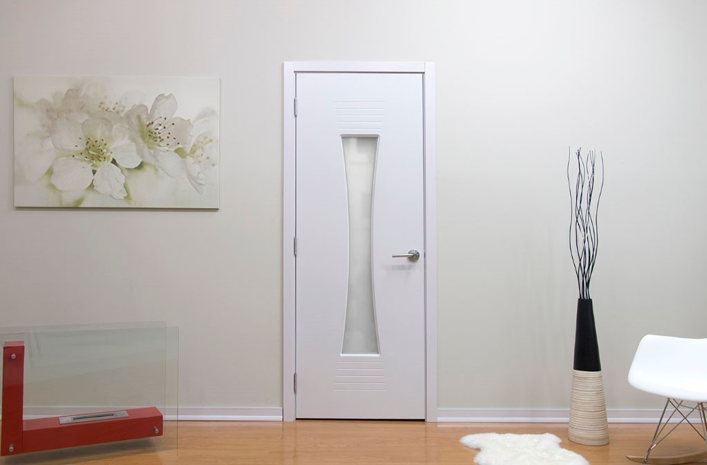 white bathroom door modern interior door m 61 white laminated mdf 15063