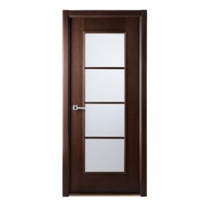 MODERN LUX WENGE FINISH DOORS