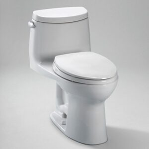 TOTO Ultra Max II Toilet, 1.28 GPF with Sana Gloss® - ADA MS604114CEFG