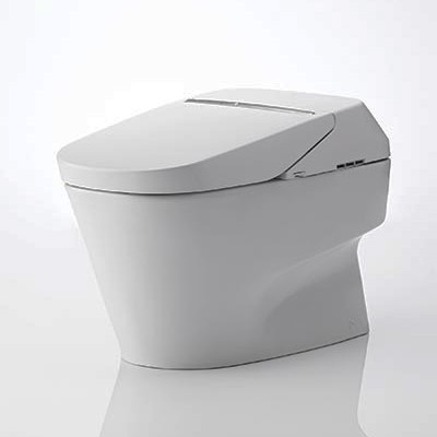 Neorest 700H Dual Flush Toilet, 1.0/0.8 GPF with ewater MS992CUMFG