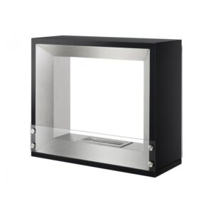 Mecca Series - Freestanding Ventless Ethanol Fireplace UL_CUL