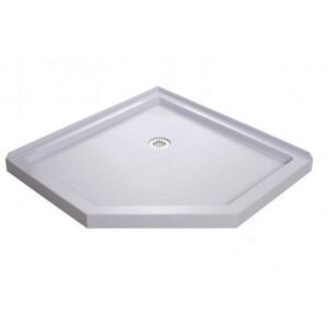 "DreamLine SlimLine 38"" by 38"" Neo Shower Tray, DLT-2038380"