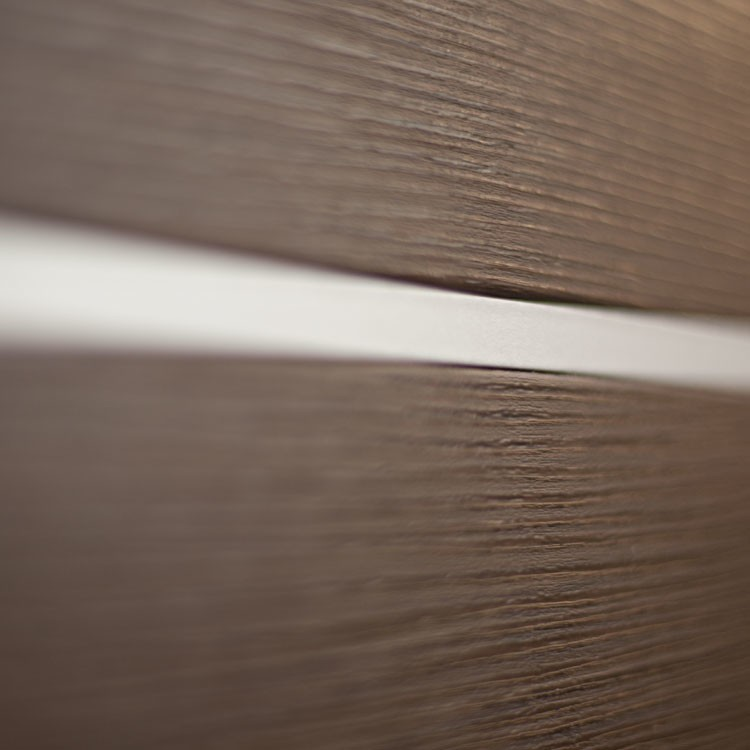 Profil Modern Interior Door With Glass Color Wenge Newbathroomstyle