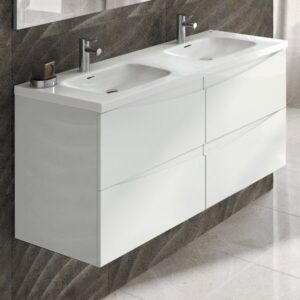 "Eviva Rome 48"" Double Bathroom Vanity Set"
