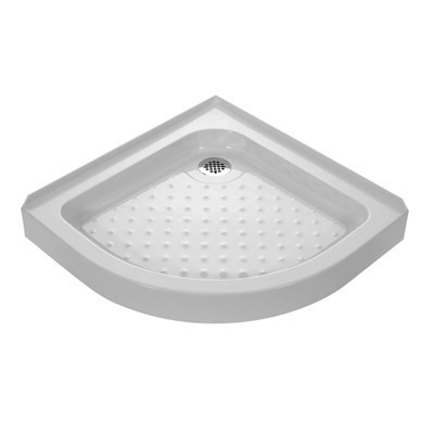 Fleurco ABB36 ARC 36 x 36 Inch Acrylic Shower Base