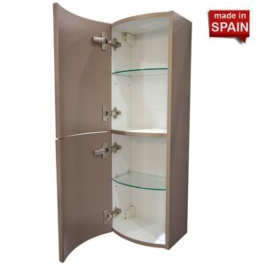 Side Cabinet ANAIS Color Metal Champlain Socimobel Made in Spain AN-SC-2