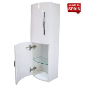 Side cabinet Kron Glossy White Made In Spain