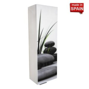 Side cabinet Moon Glossy White Socimobel Made in Spain