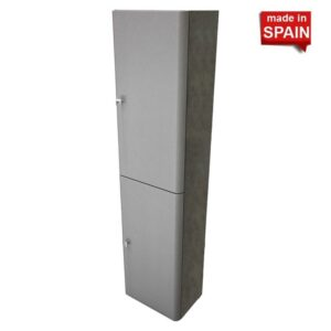 Side Cabinet YANE Color Glossy Morengo Socimobel Made in Spain YE-GM-2