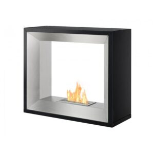 Tempo Series - Freestanding Ventless Ethanol Fireplace