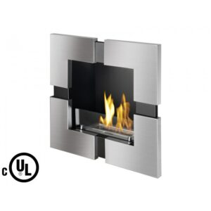 Tokio Series - Recessed Ventless Ethanol Fireplace UL_CUL