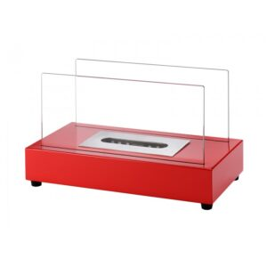 Tower Red Series - Ventless Tabletop Ethanol Fireplace