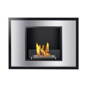 Vienna Series - Recessed Ventless Ethanol Fireplace UL_CUL