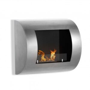 Luna - Wall Mounted Ethanol Fireplace