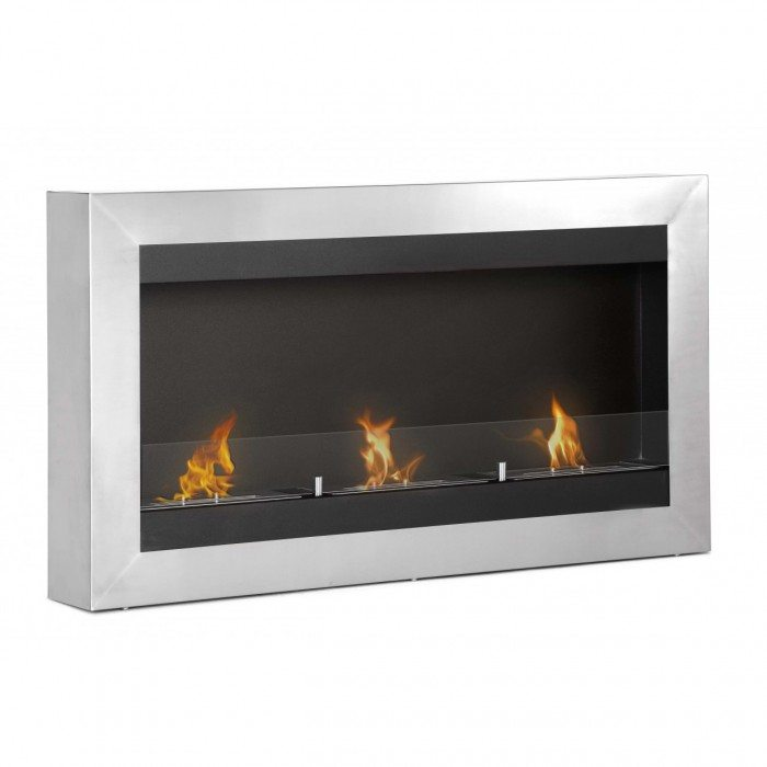 Magnum Wall Mounted Ethanol Fireplace New Bathroom Style