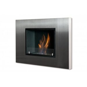 Quadra - Recessed Ethanol Fireplace