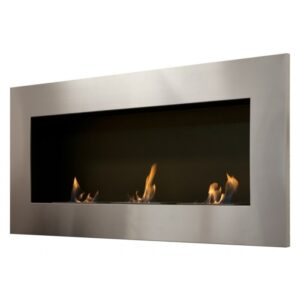 Optimum - Recessed Ethanol Fireplace