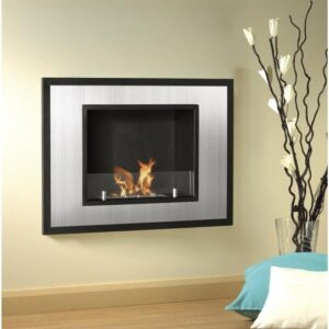 Bellezza Mini - Recessed Ethanol Fireplace