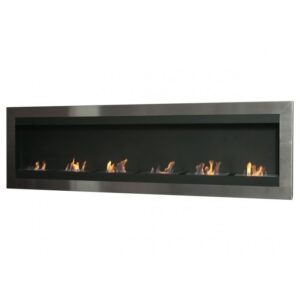 Maximum - Wall Mounted Ventless Ethanol Fireplace
