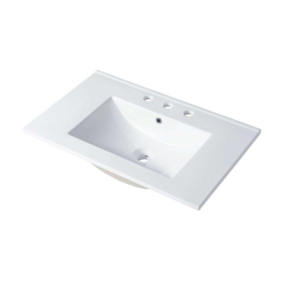 30 x 18 Inch Ceramic Sink