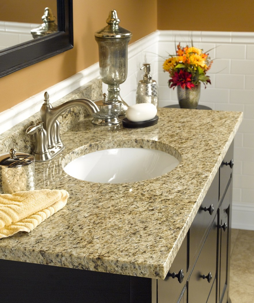Counter top for Bathroom Vanity