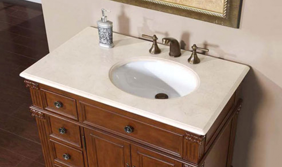 36 Inch bathroom cabinet