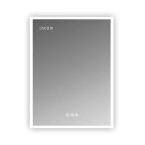 Blossom Sirius 24 x 32 Inch LED Medicine Cabinet