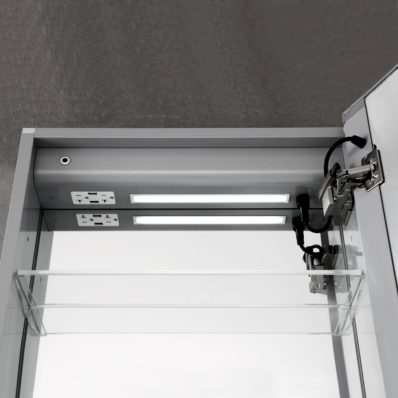 Blossom Sirius 30-Inch LED Medicine Cabinet