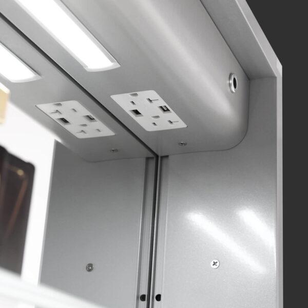 Blossom Sirius LED-Medicine-Cabinet