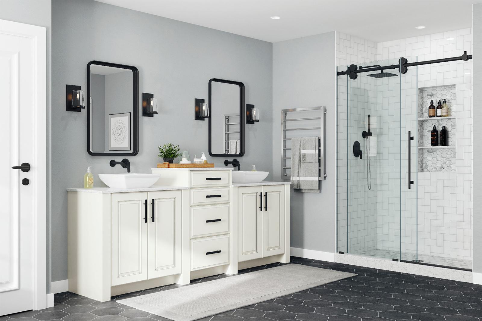Building A Bathroom Vanity In Your Bathroom